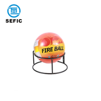 Automatic Fire Extinguisher Ball